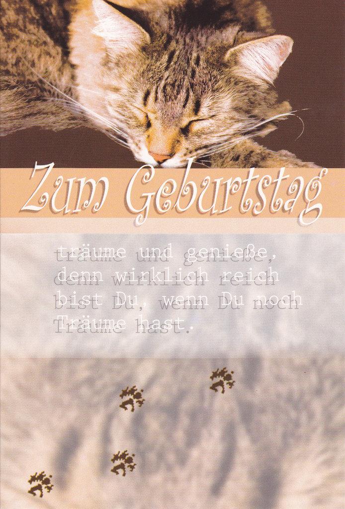 Geburtstag Tiere Lauretta Karten